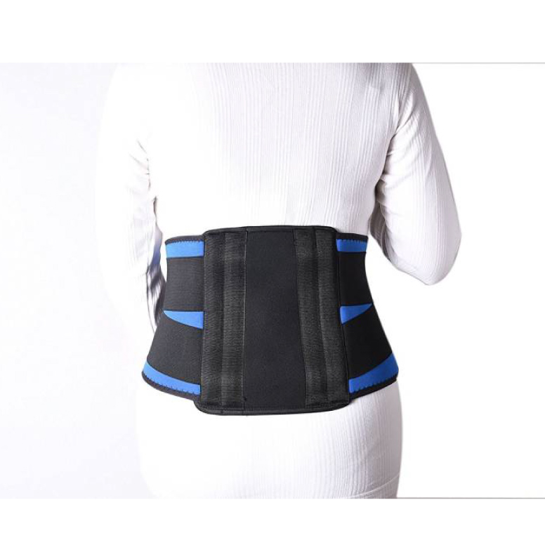 Medtrix-Contoured-Lumbar-Sacral-L.S.-Back-Support-Black-Blue