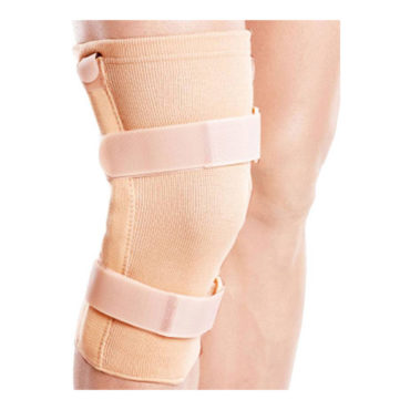 Medtrix-Hinged-Knee-Cap-Support-Eco-Beige