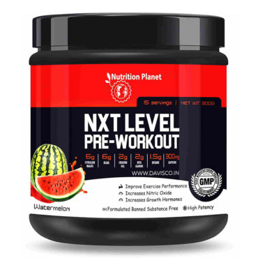 Nutritionplanet NXT Level preworkout