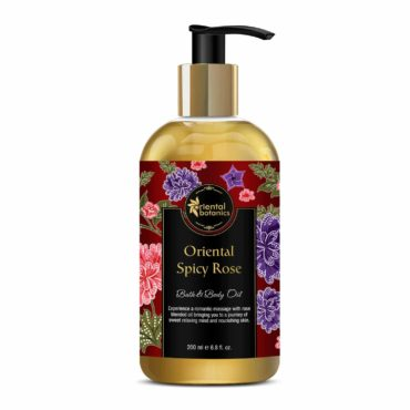 Oriental-Botanics-Bath-&-Body-Oil-(Oriental-Spicy-Rose)---200ml--04