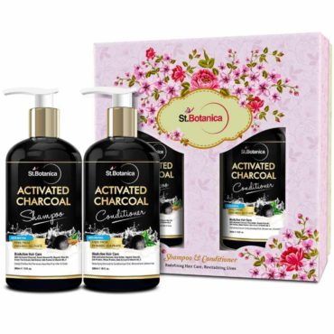 StBotanica Activated Charcoal Hair Shampoo