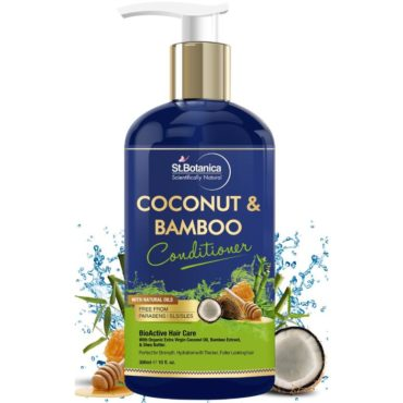 StBotanica Coconut &amp Bamboo Hair Conditioner, 300ml