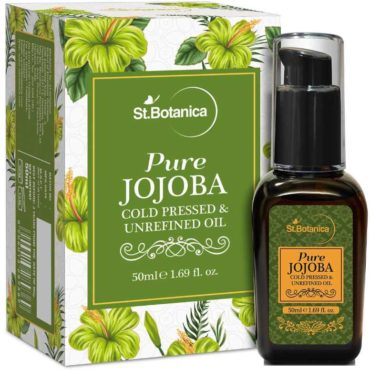 StBotanica Golden Virgin Jojoba Pure Oil 50ml