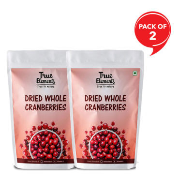 True-Elements-Dried-Whole-Cranberries-125gm-pack-of-2