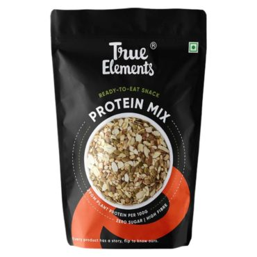 True Elements Protein Mix 125gm (Pack of 3)