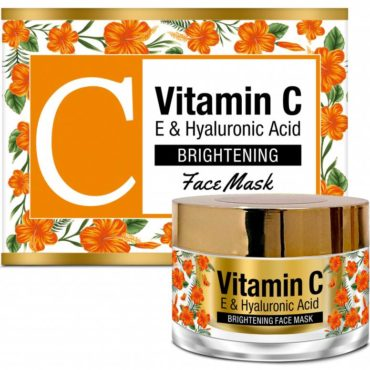 StBotanica Vitamin C Brightening Face Mask 50g