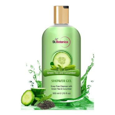 StBotanica Green Tea and Cucumber Showergel 300 ml