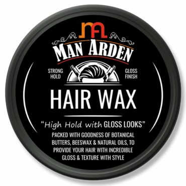 Man Arden Hair Wax With Strong Hold & Gloss Finish - 50g