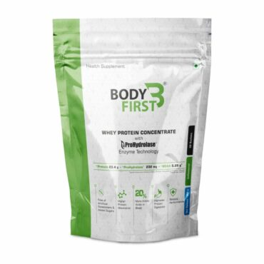 BodyFirst Whey Protein Concentrate with ProHydrolase