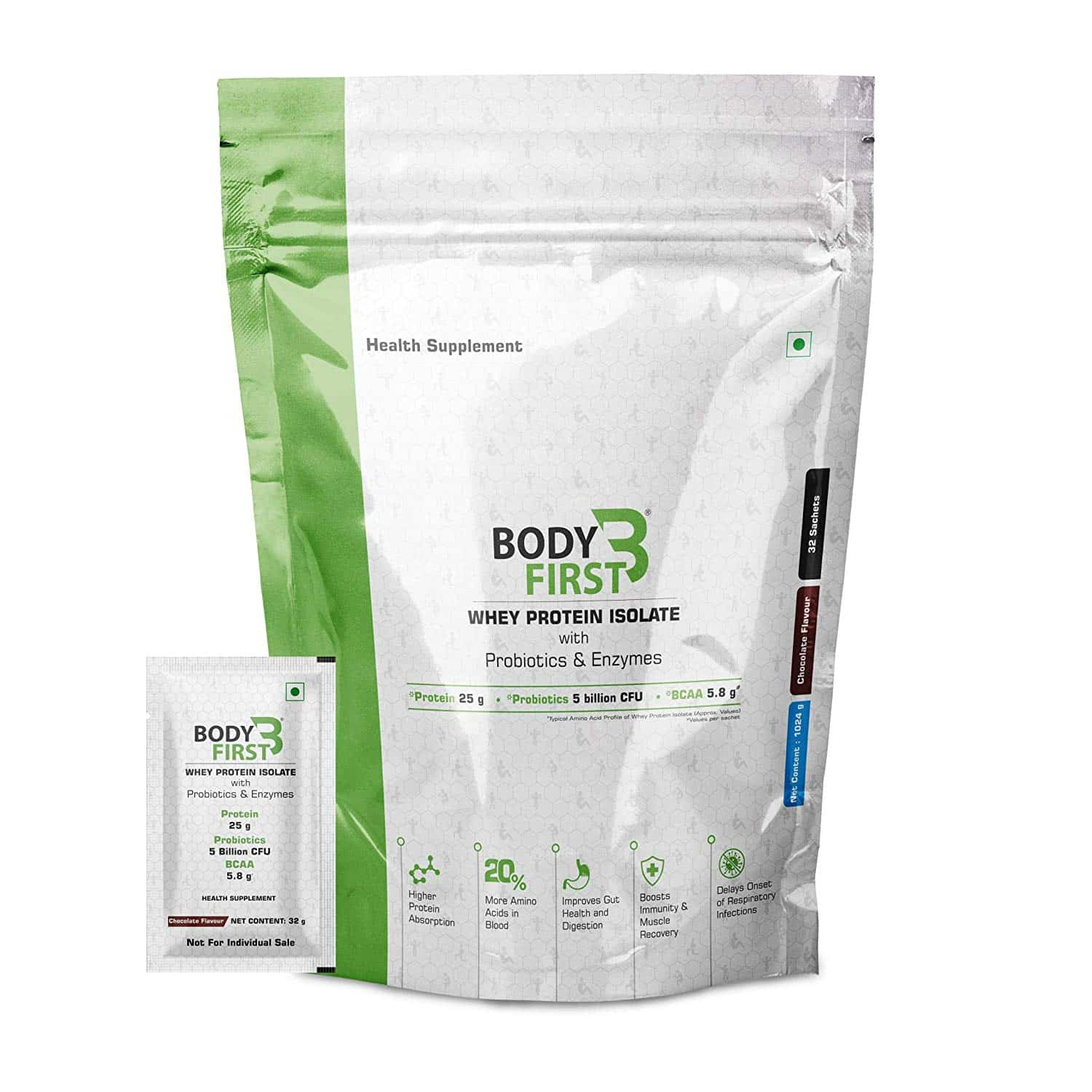 BodyFirst-Whey-Protein-Isolate-with-Probiotics-and-Enzymes-32-Servings-Chocolate