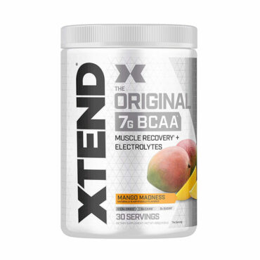 Scivation---Xtend-Bcaa-30-serving---Mango-Madness