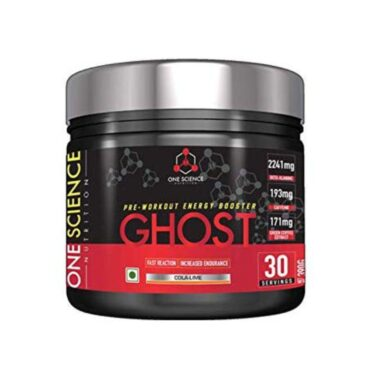 One Science Preworkout GHOST