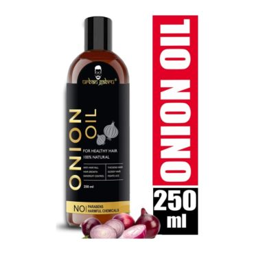 UrbanGabru Onion Oil for hair growth and skin care 250ml