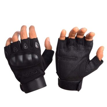 Joyfit-Gym-Gloves-With-Wrist-Wraps-Support-for-Gym-Black