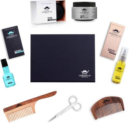 MEN-DESERVE-Premium-Beard-Care-and-Hair-Styling-Gift-Kit-6-Items-in-the-set