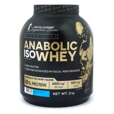 Kevin Levrone Anabolic Iso Whey, 2kg