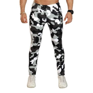 Omtex Camo White Bottom for Men