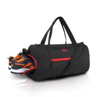 PAZZO-Burst-Gym-Bag-with-Shoe-Compartment-red