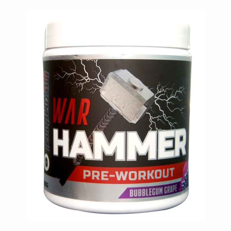 Buy International Protein War Hammer Pre-Workout | HealthXP