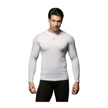 omtex-Compression-Top-Full-Sleeve-Plain-white-for-Gym-Fitness-and-Sports1