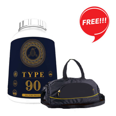 Daaki Type 90 4.4 lbs+Free Gym Bag