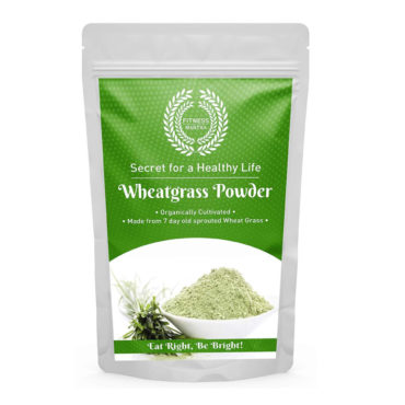 Fitness Mantra Wheat Grass Powder 100gm