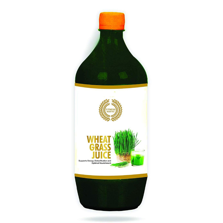 Fitness Mantra Wheat Grass Juice 1L