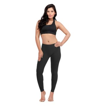 Omtex Athletica Vital Seamless Bottom Black