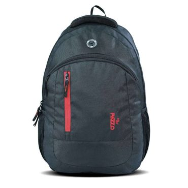 PAZZO Crooze 30 Litre Laptop Backpack black & red