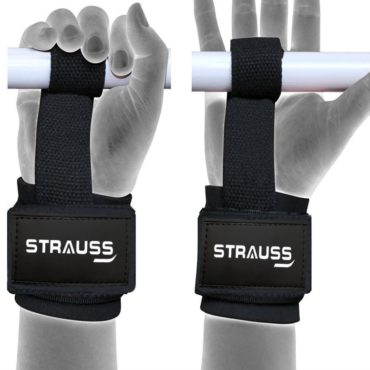 Strauss-Cotton-Wrist-Support-Black