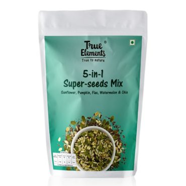 True Elements 5-in-1 Super Seeds Mix 250gm