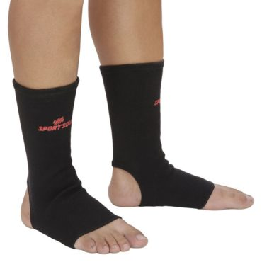 SportSoul Compression Ankle Support- (Pack of 2)