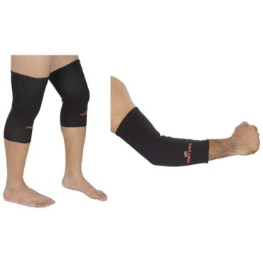 SportSoul Premium Slip-on Compression Knee Support Pack of 2