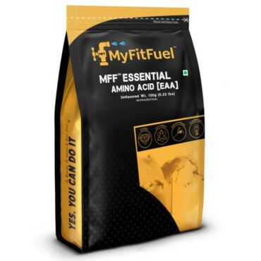 EAA (Essential Amino Acid) (0.22 lbs) 100 gm Unflavored