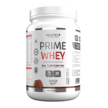 HealthXP Prime 2.2lb Rich Chocolate