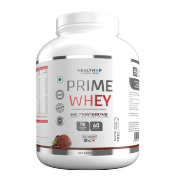 HealthXP Prime 4.4lb-Rich chocolate