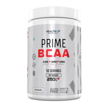Healthxp prime bcaa unflavoured