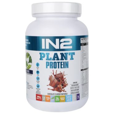 IN2 Plant Protein 1kg CHOCOLATE