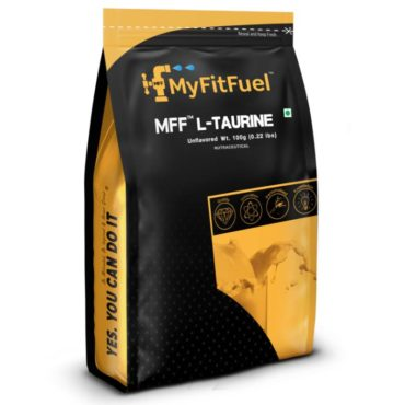 L-Taurine (0.22 lbs) 100 gm Unflavored