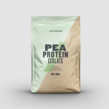 My Protein Pea Protein Isolate Unflavoured 1kg