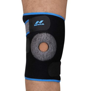 Nivia Knee Support With Open Patella