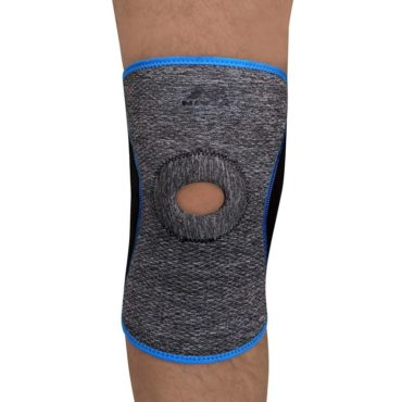 Nivia Orthopedic Knee Support with Patella Hole Slip-in