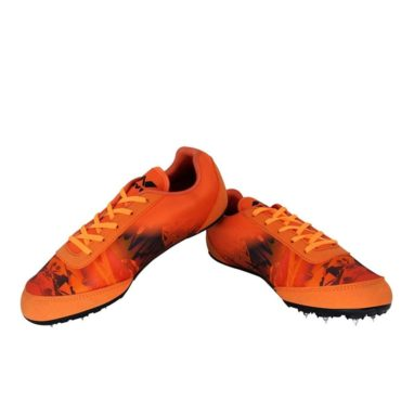 Nivia Zion Men's Running Spike Shoes