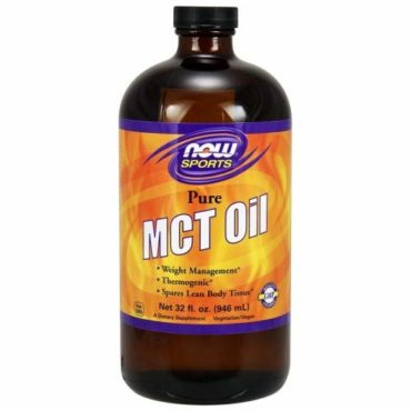 Now Foods MCT Oil Liquid 946ml (Unflavoured)