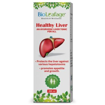 Bio Leafage Healthy Liver Tonic (200 ml Each)