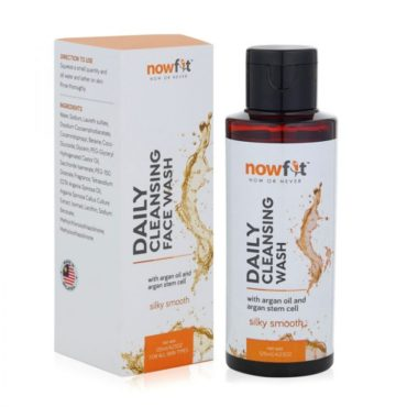Nowfit Daily Cleansing Facewash-200gm