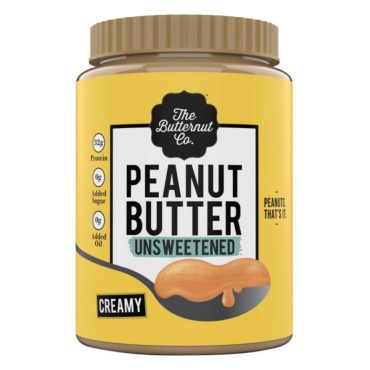 The Butternut Co. Blanched Unsweetened Almond Butter - Creamy (200gm)