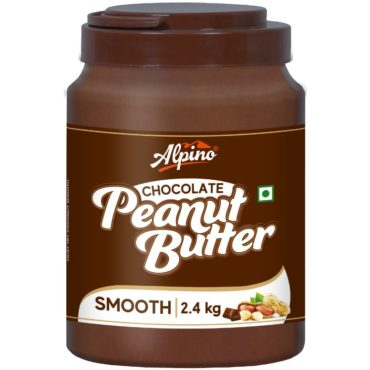 Alpino Chocolate Peanut Butter Smooth 2.4 KG