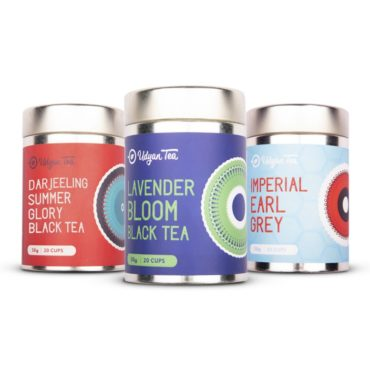 Udyan Tea Black Tea Combo Pack-(50 gm Each)