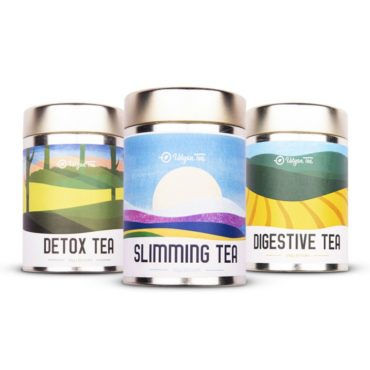 Udyan Tea Detoxifying Wellnes Tea Pack-(50 gm Each)